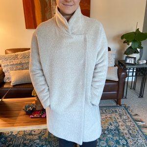 Rare Trina Turk Wool/Alpaca Coat
